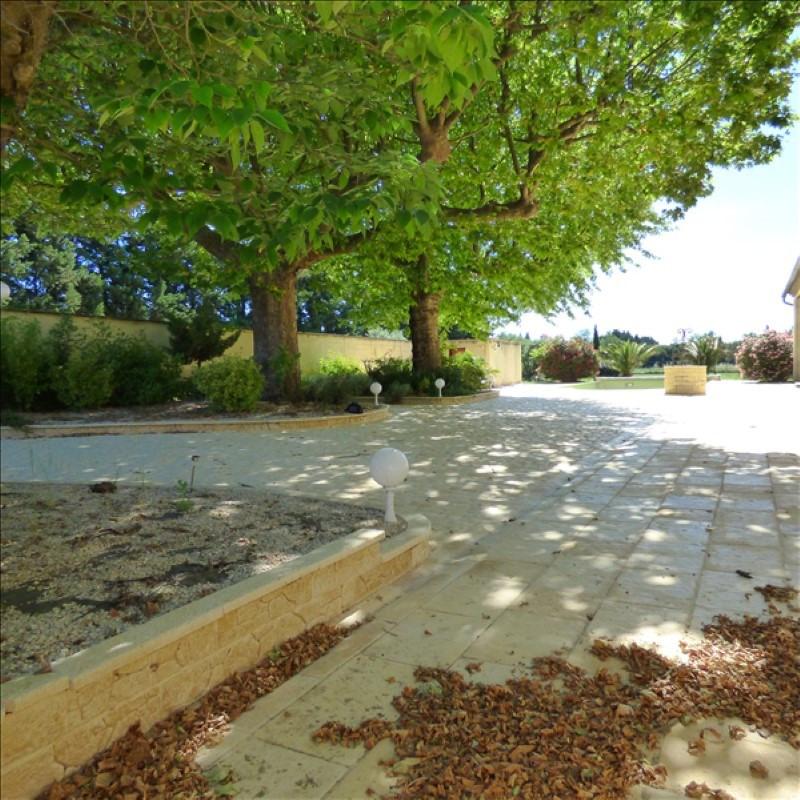 Vente de prestige maison / villa Sarrians 620000€ - Photo 8