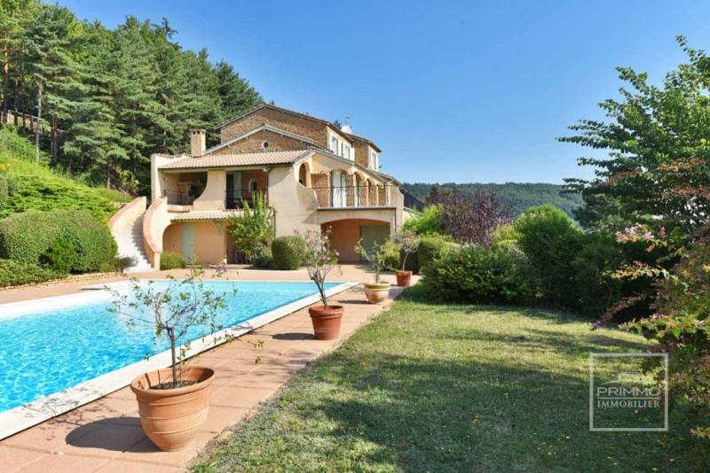 Vente de prestige maison / villa Couzon au mont d or 950000€ - Photo 1