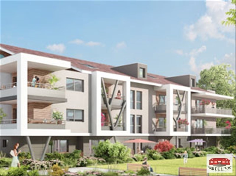 Vendita appartamento Douvaine 250000€ - Fotografia 1