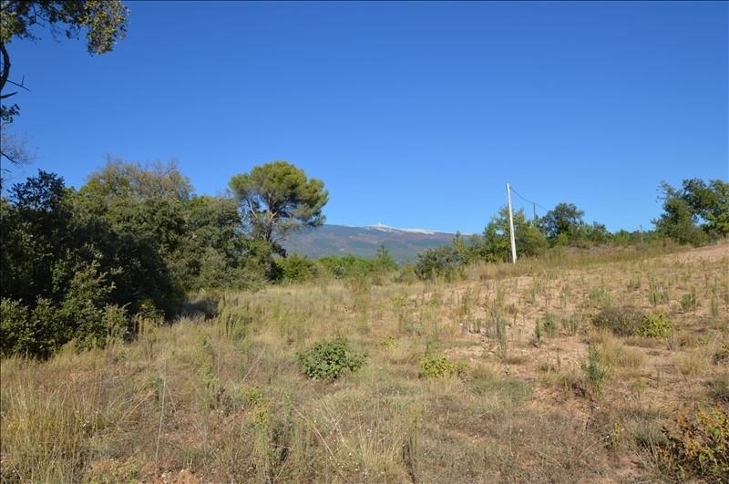 Vente terrain Bedoin 169600€ - Photo 2