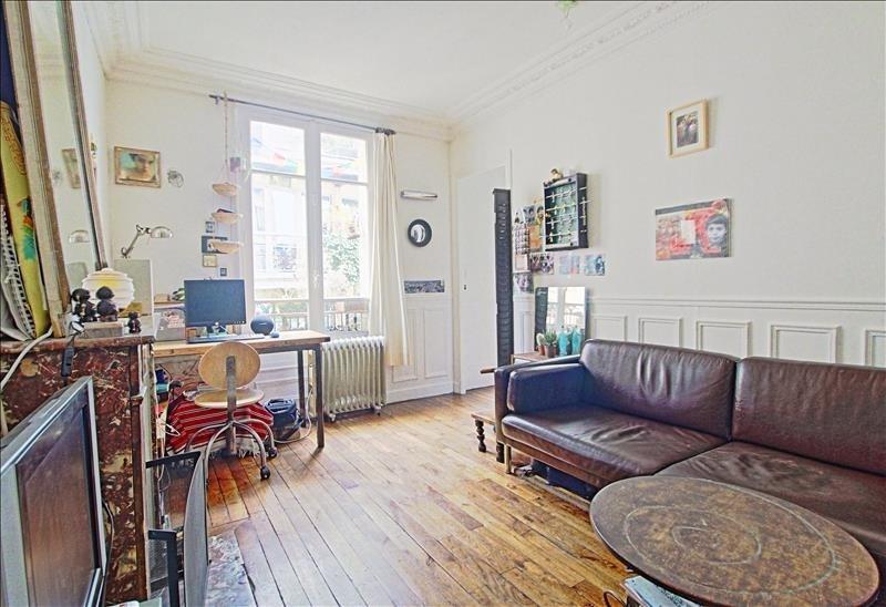 Vente appartement Paris 20ème 318000€ - Photo 1
