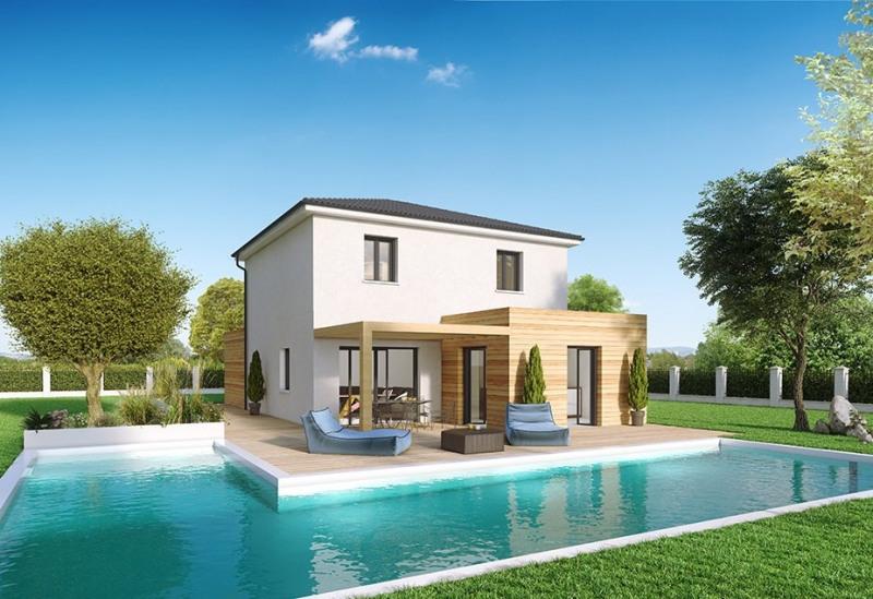 Maison  5 pièces + Terrain 485 m² Commelle Vernay par Crea Concept Roanne