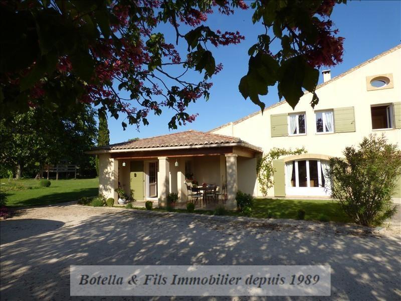 Vendita casa Uzes 319000€ - Fotografia 2
