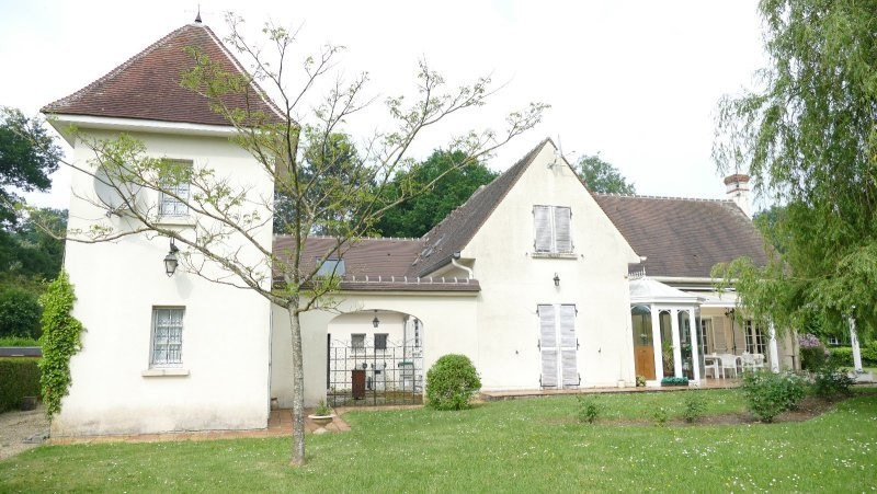 Vente maison / villa Senlis 575000€ - Photo 8