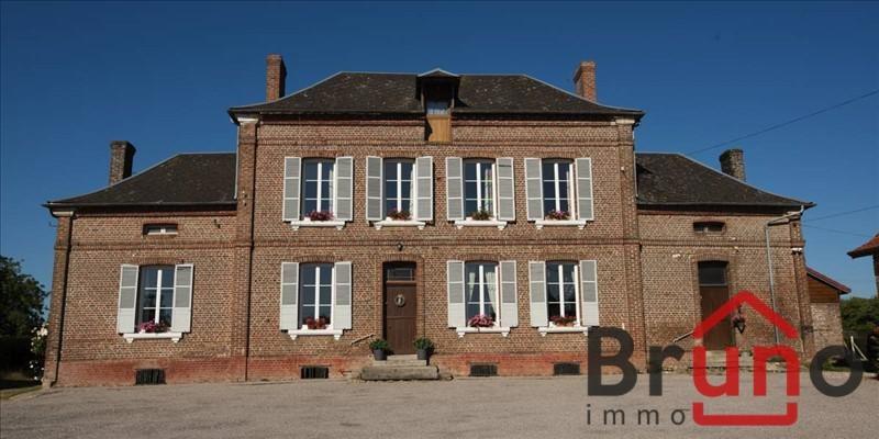 Verkoop van prestige  huis Argoules 466000€ - Foto 1