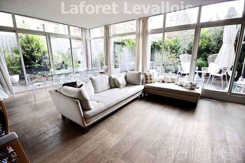 Vente de prestige appartement Levallois perret 1140000€ - Photo 7
