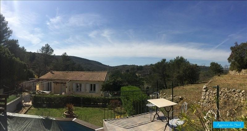 Vente maison / villa Peypin 425000€ - Photo 1