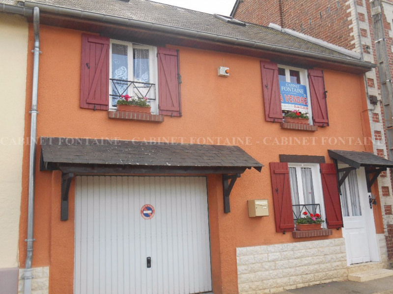 Sale house / villa Crevecoeur le grand 142 000€ - Picture 1