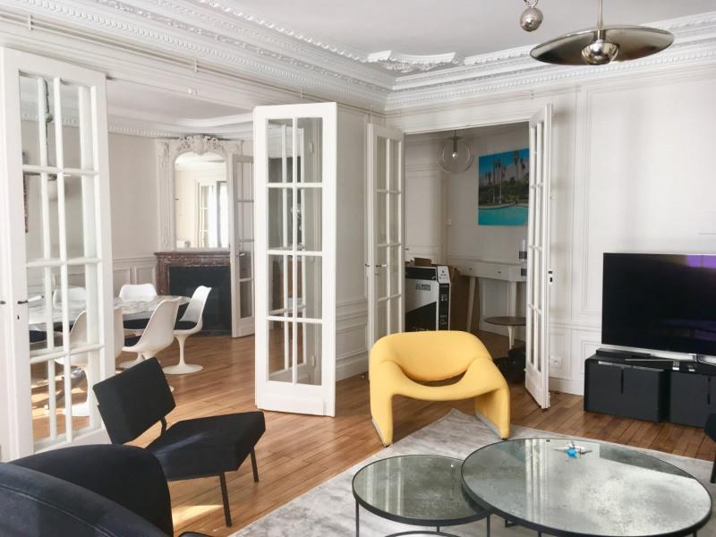 Location appartement Paris 17ème 3840€ CC - Photo 1