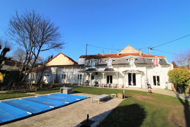 Sale house / villa Montlignon 730000€ - Picture 1