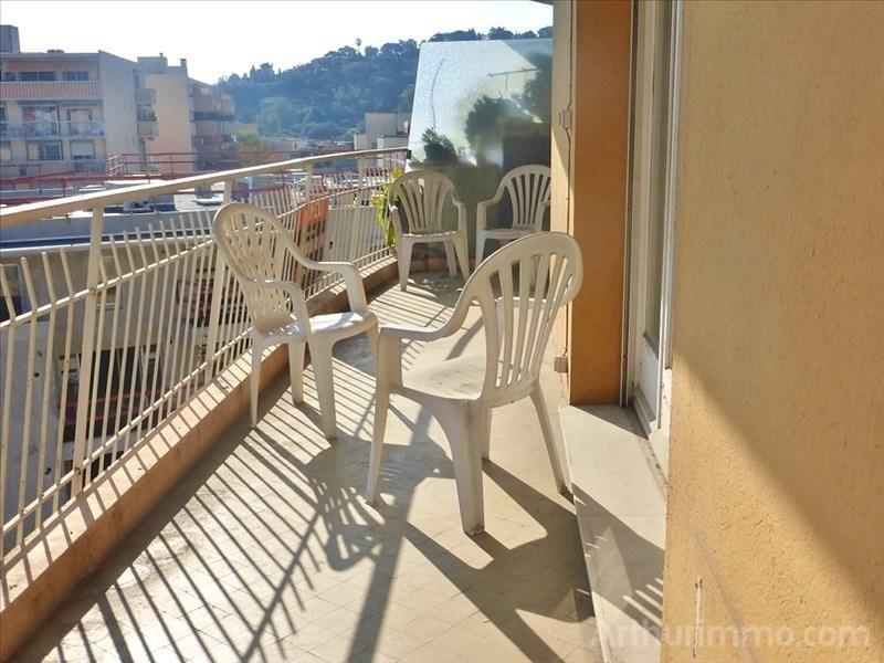 Vente appartement Vallauris 155000€ - Photo 2