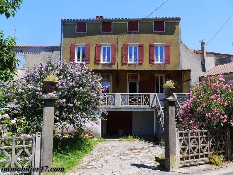 Sale house / villa Laugnac 85000€ - Picture 2