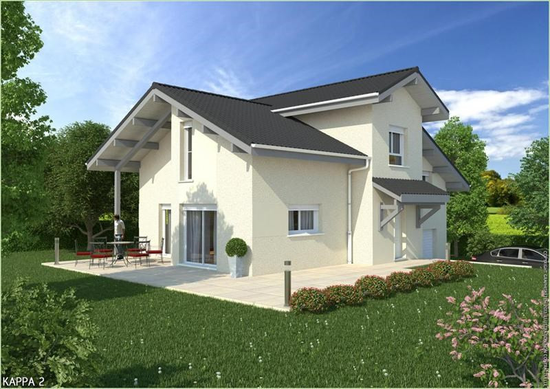Maison  5 pièces + Terrain 1000 m² Arbusigny par MAISONS ET CHALETS DES ALPES MCA