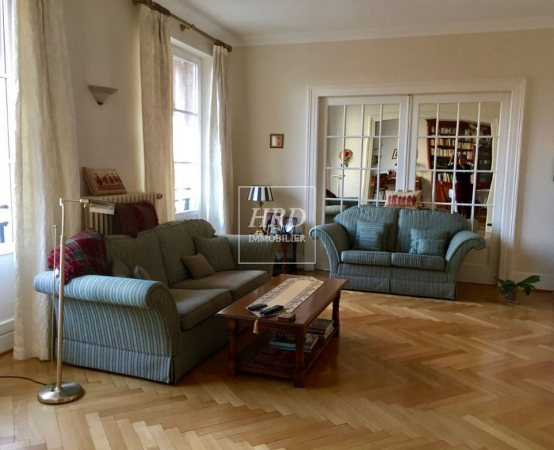 Deluxe sale apartment Strasbourg 811 200€ - Picture 1