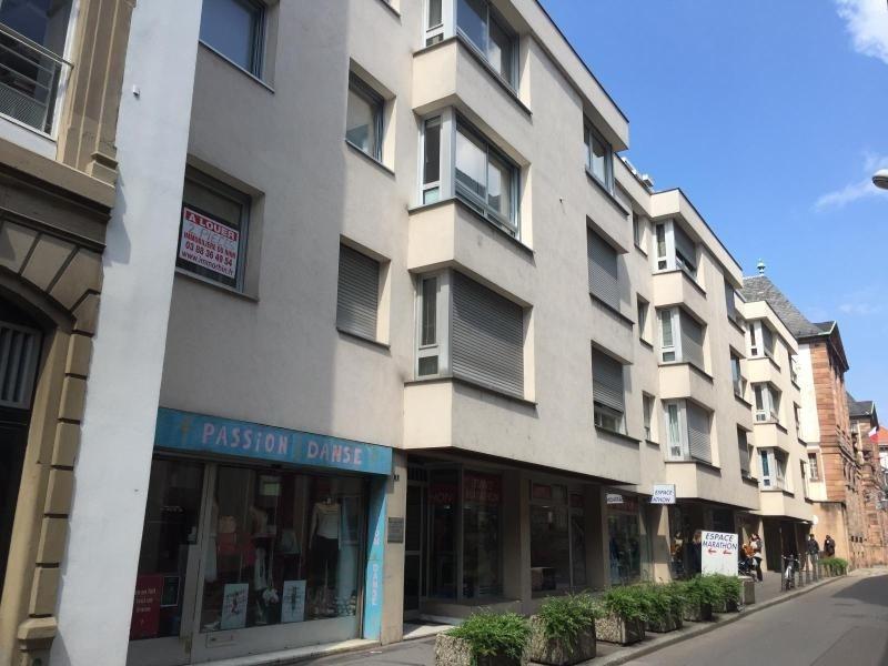 Verhuren  appartement Strasbourg 505€ CC - Foto 1