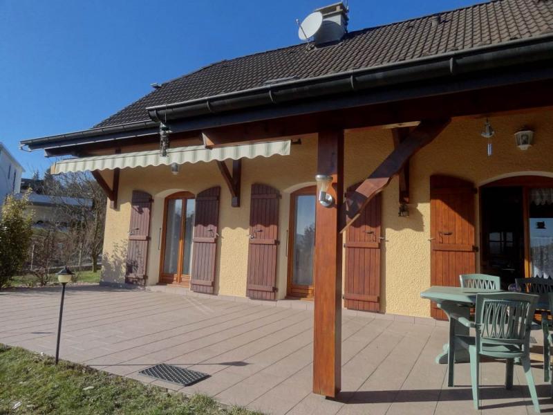 Deluxe sale house / villa Vetraz-monthoux 590000€ - Picture 1