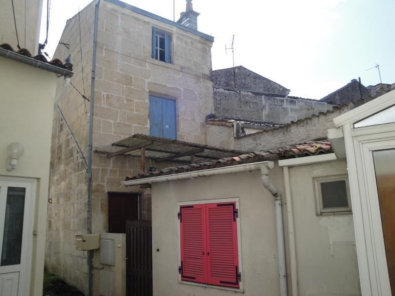 Vente maison / villa Niort 65 000€ - Photo 1
