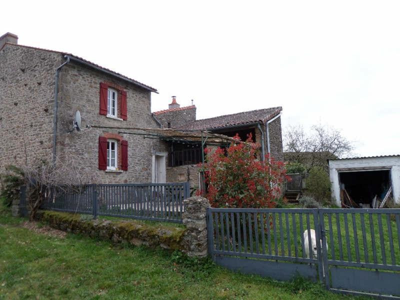 Sale house / villa Balledent 118 000€ - Picture 1