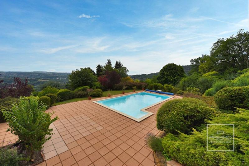 Vente de prestige maison / villa Couzon au mont d or 1100000€ - Photo 7