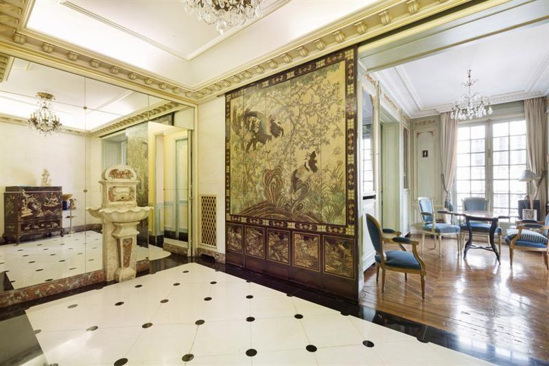 Verkoop van prestige  appartement Paris 8ème 3700000€ - Foto 7