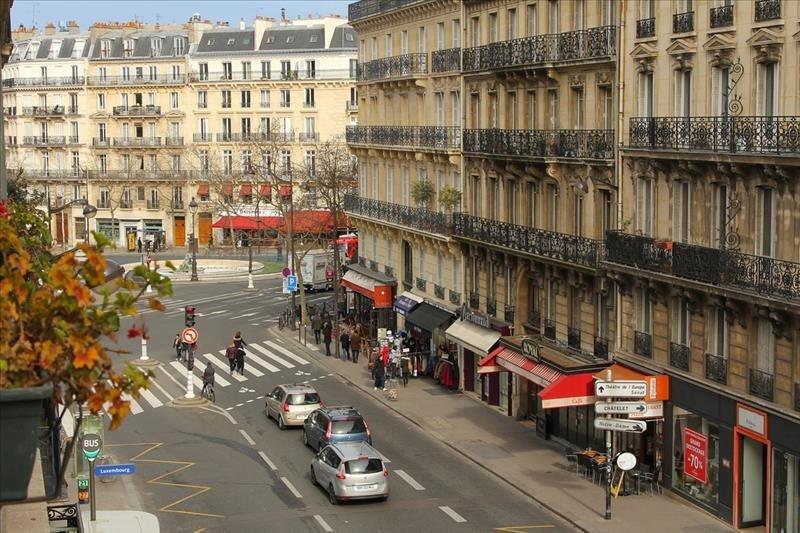 Commercial property sale shop Paris 5ème 107800€ - Picture 1
