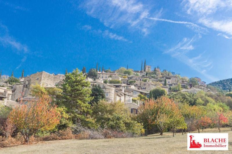 Vente terrain Mirmande 70000€ - Photo 1