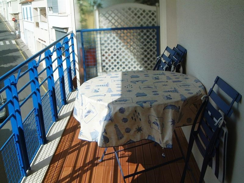 Vacation rental apartment Royan 520€ - Picture 1