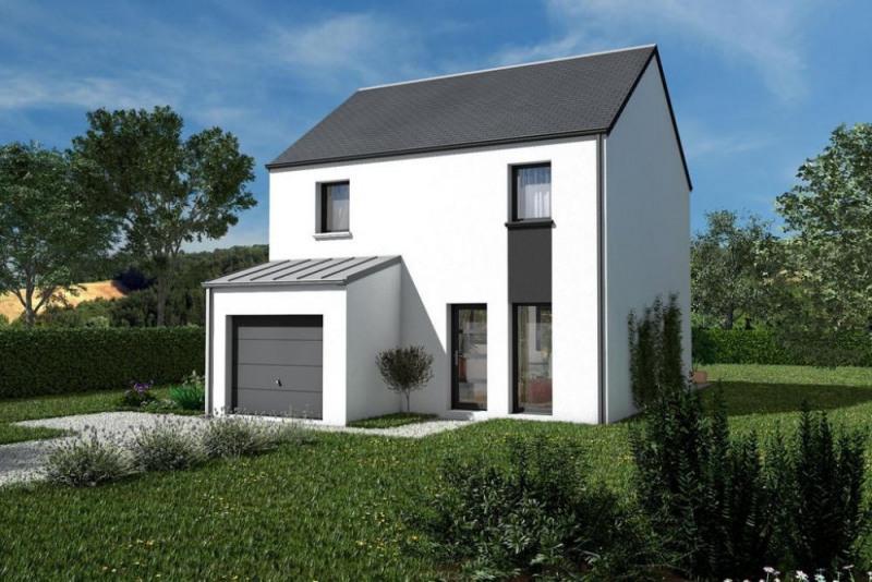 Maison  4 pièces + Terrain 2215 m² Saint-Benoît-la-Forêt par maisons PRIMEA