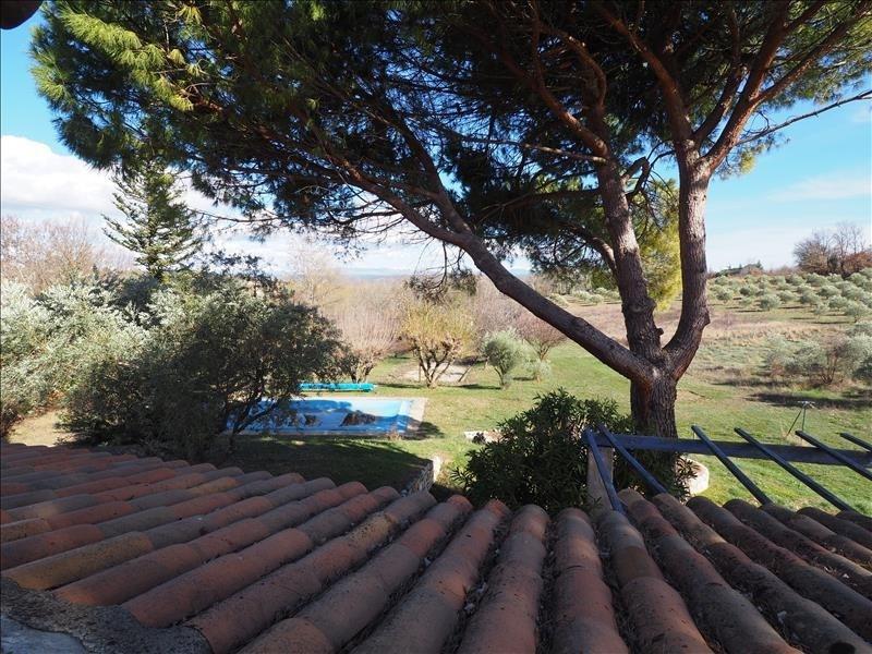 Sale house / villa Pierrevert 349000€ - Picture 3