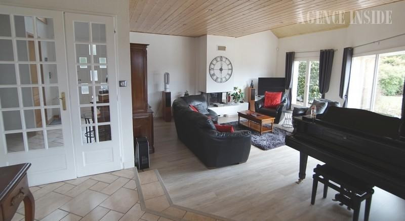 Vente de prestige maison / villa Sergy 945000€ - Photo 2