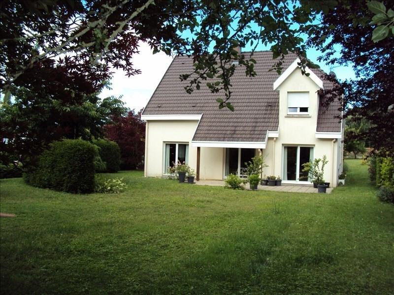 Vente de prestige maison / villa Riedisheim 588000€ - Photo 1