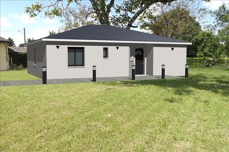 Sale house / villa Montpon menesterol 138000€ - Picture 2