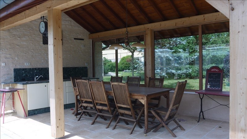 Revenda casa Gray 299000€ - Fotografia 7