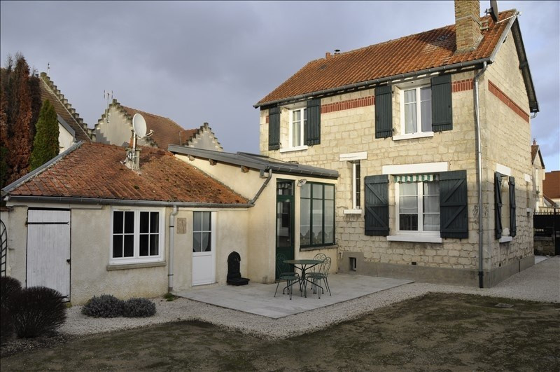 Vente maison / villa Soissons 187 000€ - Photo 1
