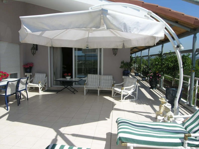 Deluxe sale apartment Mandelieu la napoule 890 000€ - Picture 5