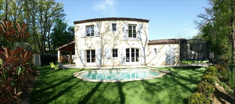 Deluxe sale house / villa Fuveau 649000€ - Picture 1