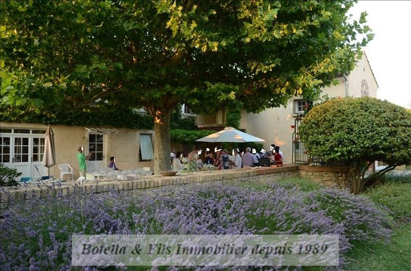 Vente de prestige maison / villa Goudargues 545000€ - Photo 8