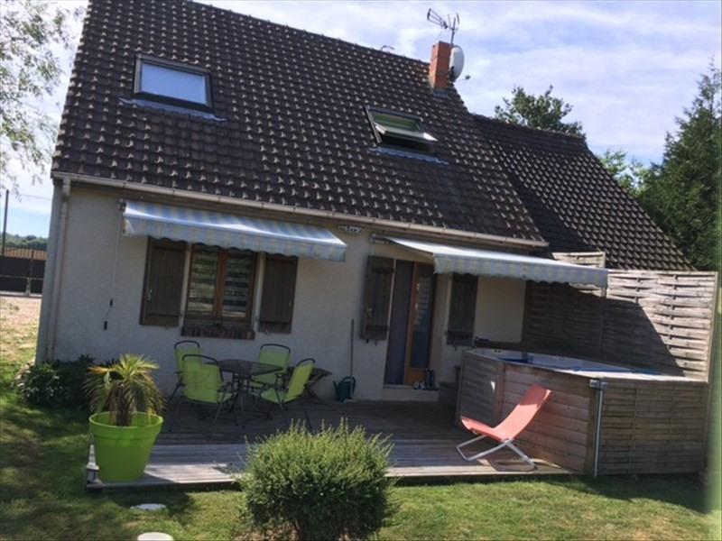 Sale house / villa Conches en ouche 137500€ - Picture 1