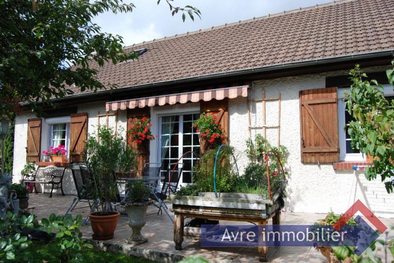 Vente maison / villa Verneuil d avre et d iton 169500€ - Photo 3