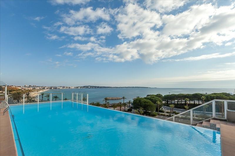Deluxe sale apartment Le golfe juan 550000€ - Picture 3