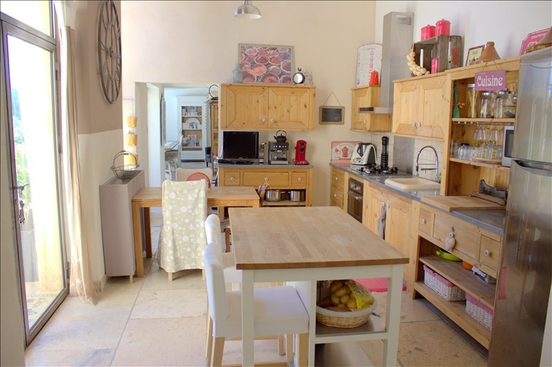 Vente de prestige maison / villa Plan d orgon 779000€ - Photo 7