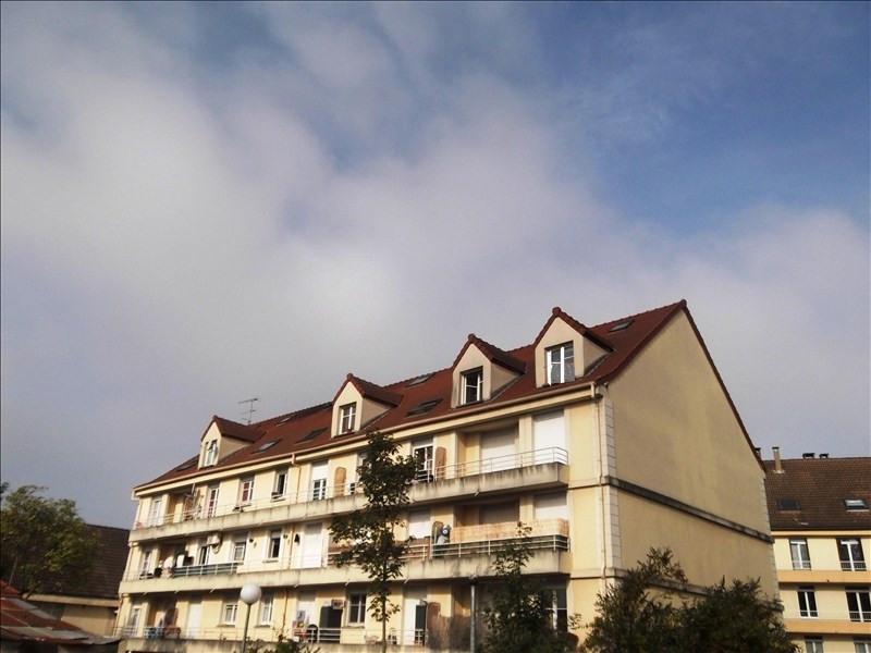 Vente appartement Sarcelles 122000€ - Photo 1