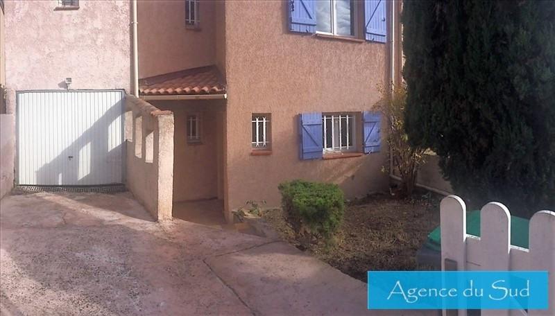 Vente maison / villa Carnoux en provence 370000€ - Photo 1