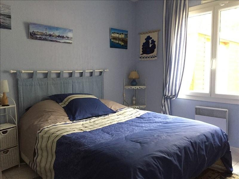 Vente maison / villa St vincent sur jard 291200€ - Photo 7