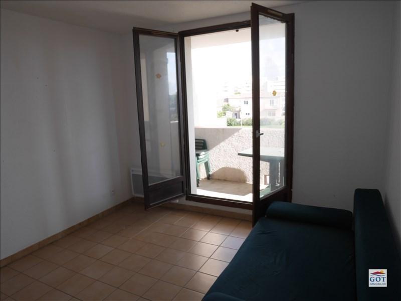 Locação apartamento Canet en roussillon 410€ CC - Fotografia 5