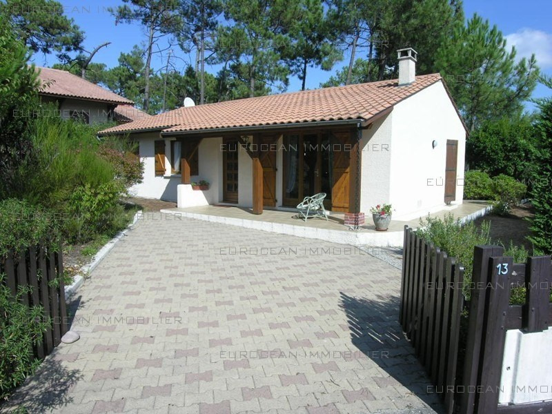 Vacation rental house / villa Lacanau-ocean 705€ - Picture 1