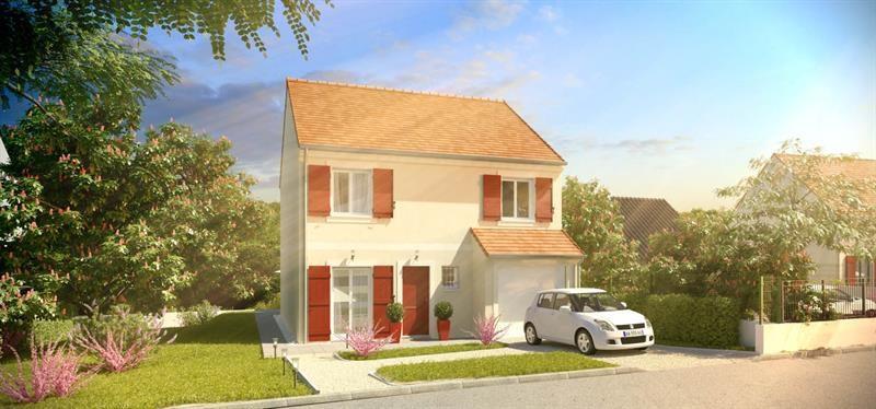 """Modèle de maison  """"Grand Nacre 4.105 GI A"""" à partir de 5 pièces Hauts-de-Seine par A&A CONSEIL"""