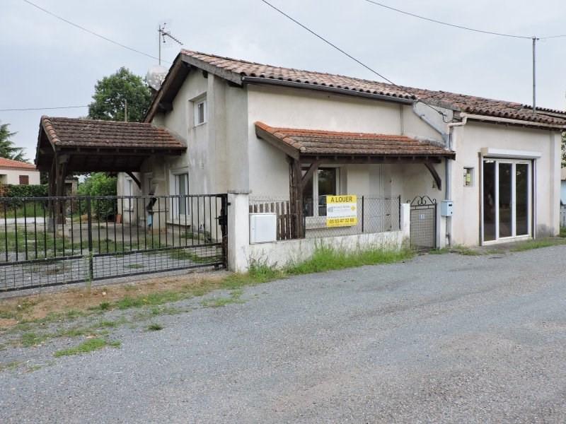 Location maison / villa Le passage 600€ +CH - Photo 1