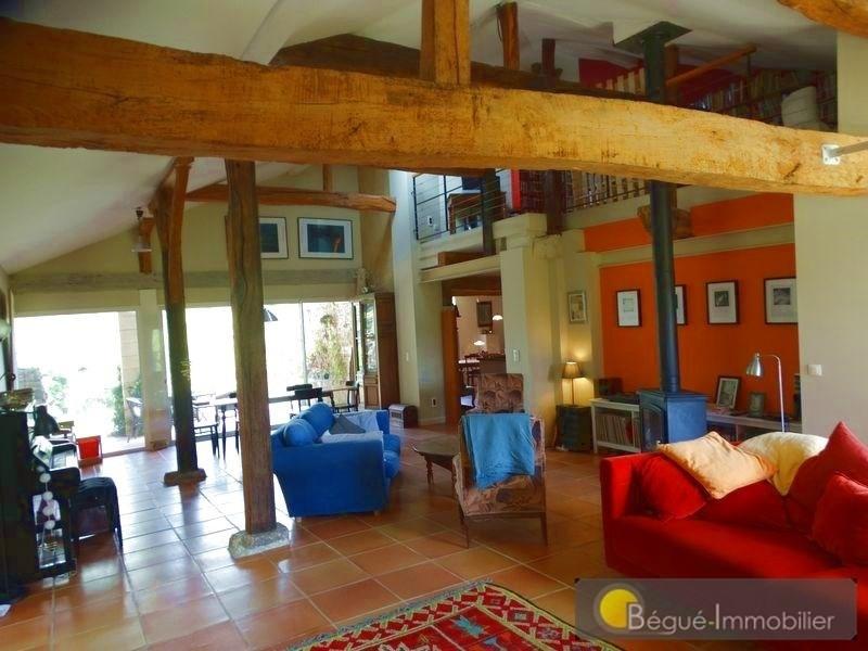 Deluxe sale house / villa Levignac 560000€ - Picture 2