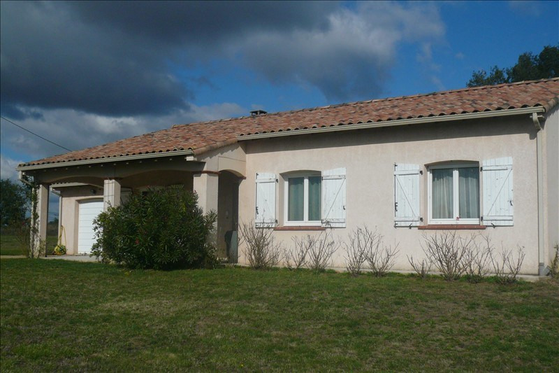 Location maison / villa Vallesvilles 1000€ +CH - Photo 1
